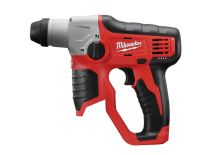 Milwaukee M12 H-0 Marteau perforateur SDS-plus à batteries 12V Li-Ion (machine seule) - 0,9J - 4933431355