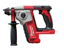 Milwaukee M18 BH-0 Marteau perforateur SDS-plus à batteries 18V Li-Ion (machine seule) - 1,2J - 4933443320