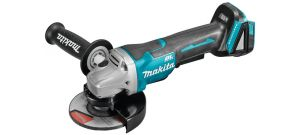 Makita DGA508Z Meuleuse d'angle à batteries 18V Li-Ion (machine seule) - 125mm - softstart - moteur sans charbon