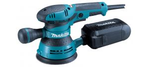 Makita BO5041 Ponceuse excentrique - 300W - 125mm - variable